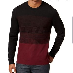 Alfani Colorblock Sweater